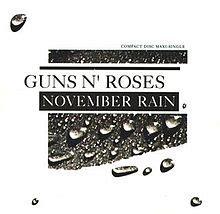 november rain wikipedia