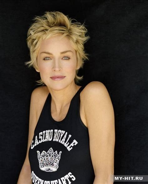 pics of sharon stones hair cut only print out front and back 599 best hair ideas images on pinterest hair cut pixie