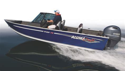 alumacraft boats reviews 2018 fishing boat reviews alumacraft voyageur 175 sport