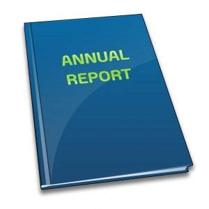 annual reports a time for reflection ask cato
