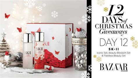 Win Christmas Giveaway - 12 days of christmas giveaways archives harper s bazaar singapore
