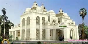 Interior Design Calicut Islamic Style House Architecture Kerala Home Design And