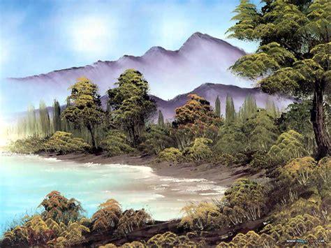 bob ross painting backgrounds bob ross paintings bob ross paintings landscape