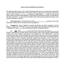 Commercial Real Estate Purchase Agreement Template sample home purchase agreement 6 documents in pdf word
