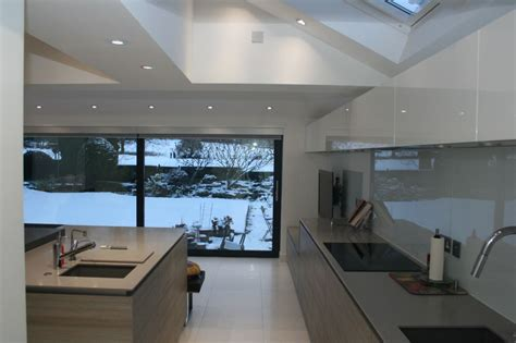 Kitchen Island Makeover by House Extension Ideas Lean To Wrap Around Extension