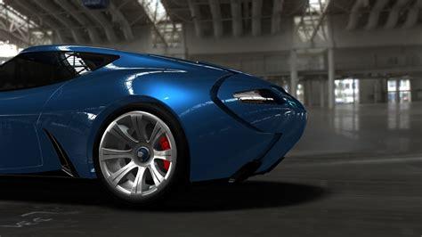 porsche carma porsche carma concept car body design