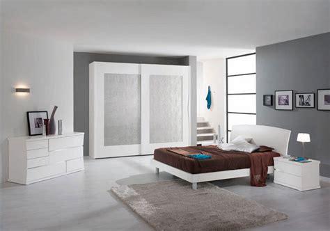 specchio stanza da letto stanze da letto design moderno ed elegante bianco la