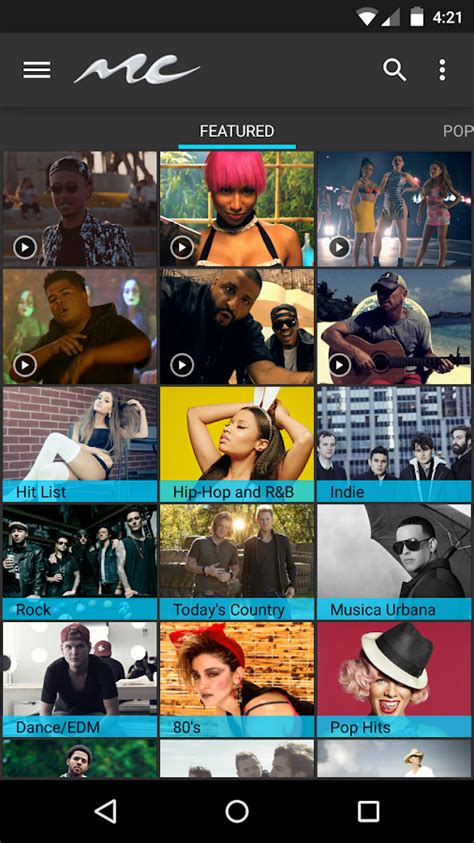 what channel is music choice on bright house music choice android apps on google play
