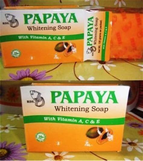 Black Soap 100 1000 Grams papaya soap from nordin shealy co malaysia