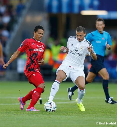 Imagenes Real Madrid Sevilla   real madrid sevilla fotos real madrid cf