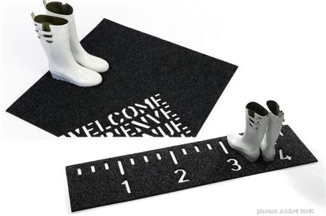 cool doormats cool doormats by couper croiser at home with kim vallee