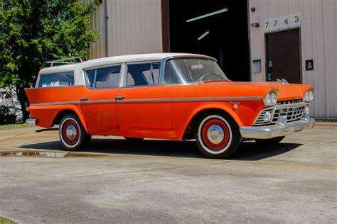 1958 nash wagon for sale autos post