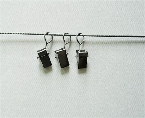 photo display clips hanging photo display 30 off metal cord 8 clips pegs