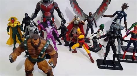 Marvel Top top 10 marvel legends series 3 75 de 2016
