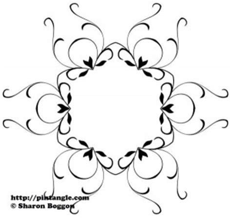 Pola Motif 3d Honeycomb Pattern free embroidery pattern pintangle