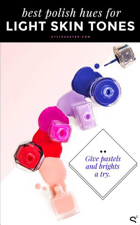 the best summer shades for your skin tone the layer loxa beauty the best nail polish for your skin tone stylecaster