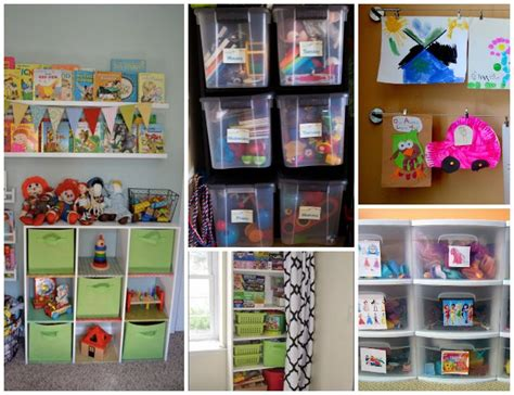 how to organize toys 26 ways to organize toys in small spaces kids activities