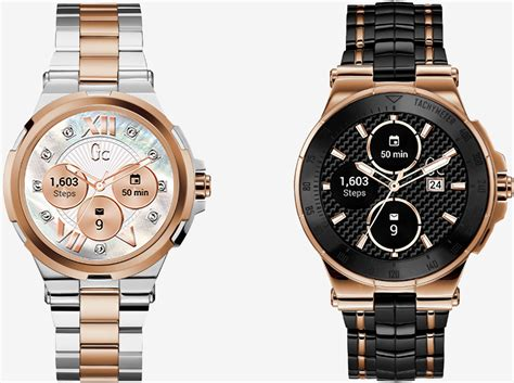 Smartwatch Guess guess showcases upcoming android wear 2 0 smartwatch techspot