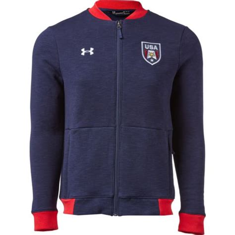 design under armour jacket under armour men s usa bomber jacket academy