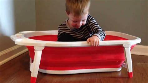 Karibu Folding Baby Bath Tub phil tells us about the karibu folding bathtub