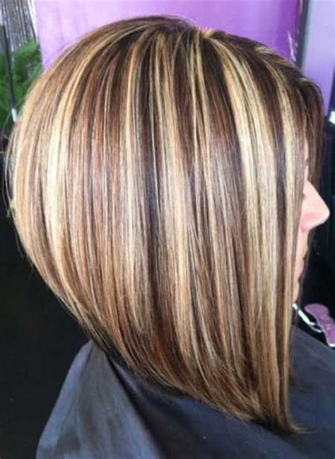 cute hair color and highlights 20 cute hair colors for short hair latest bob hairstyles
