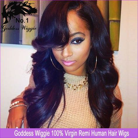16 inch weave with chinese bangs cheap wigs buy directly from china suppliers 16 26 inch