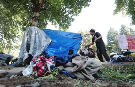 abbotsford s homeless prefer parks to available shelter