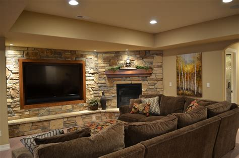 Decorations Interior Stunning Cool Basements Remodeling Finished Basement Ideas