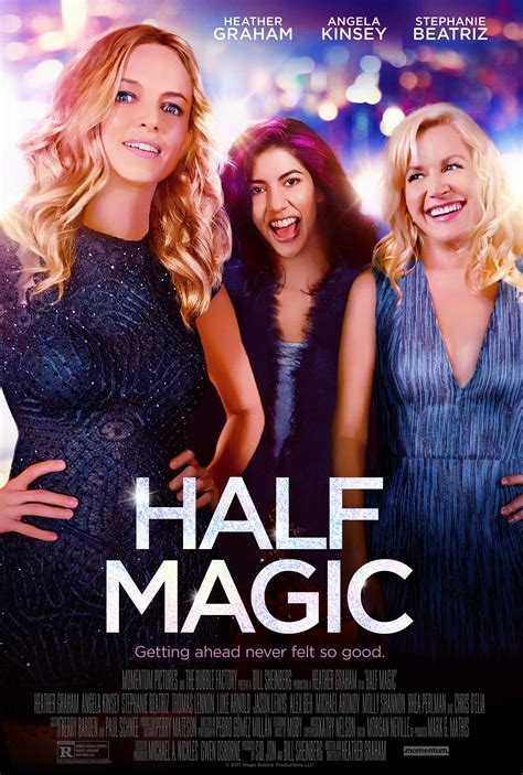 download film magic hour gratis full movie half magic movie poster 487096