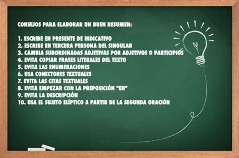 Resumen Q Es by 10 218 Tiles Consejos Para Elaborar Con 233 Xito Un Resumen