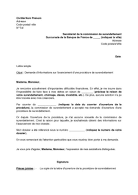 application letter sle exemple de lettre de demande d