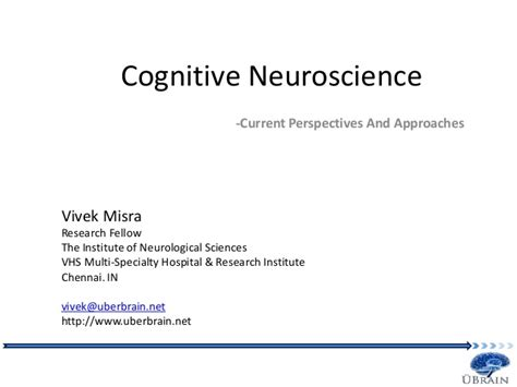 b07hyyggt1 les neurosciences cognitives dans la cognitive neuroscience current perspectives and approaches