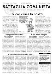 La grave situazione dei lavoratori in Romania | Leftcom