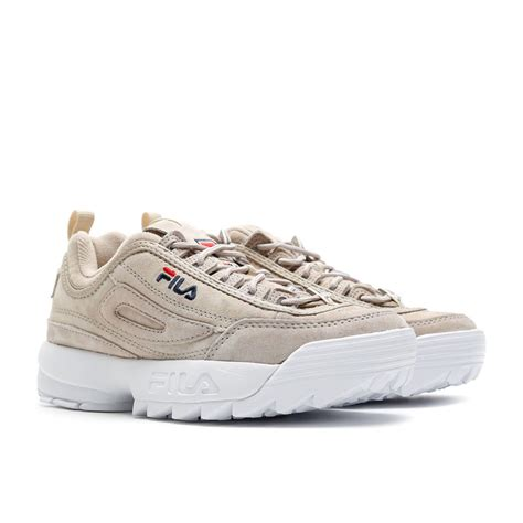 Fila Grey fila disruptor s low wmn sneakers for upclassics