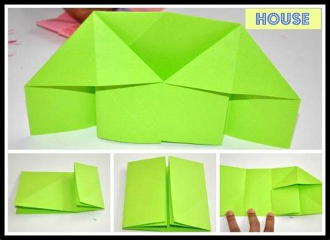 How To Make Paper House Boat - how to make paper house boat 28 images origami for