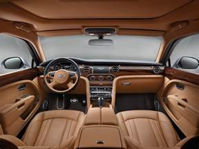 Interior Of Bentley Bentley Mulsanne S Luxurious Interior The Luxpad