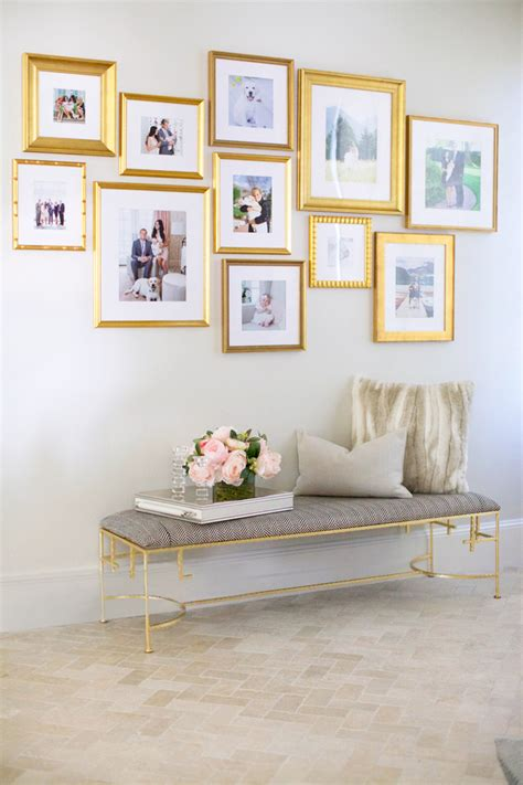 rachel parcell home at home with framebridge pink peonies by rach parcell