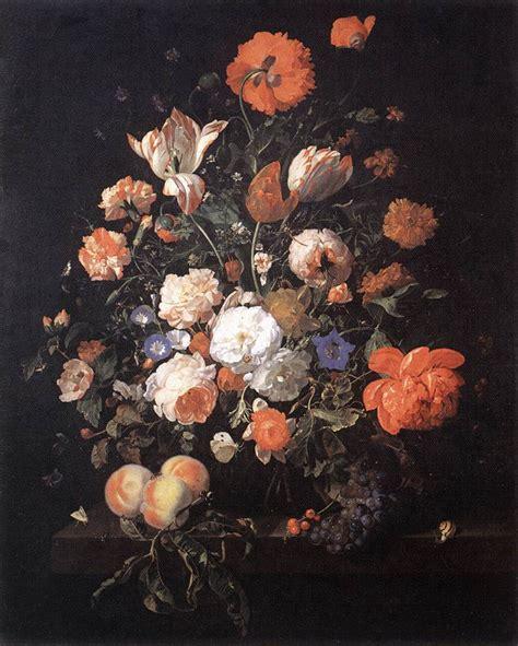 Vase Of Flowers Jan Davidsz De Heem El Blog De Rasputin Rojo Rachel Ruysch Y Su Arte