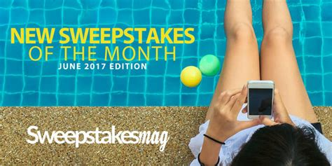 How To Enter Sweepstakes Online - new online sweepstakes to enter and win in june 2017 autos post