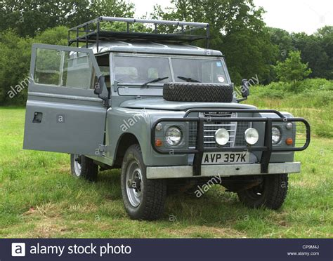 land rover is made by landrover land rover this is the series 3 model made in
