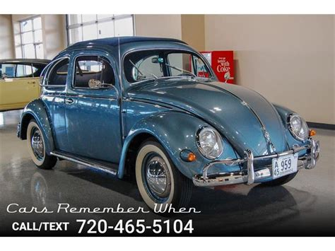 volkswagen beetle 1940 1940 to 1964 volkswagen beetle for sale on classiccars com