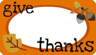 free thanksgiving name card templates the heckman family thanksgiving ideas free printables