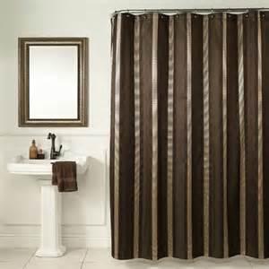 shower curtains brown interior decorating