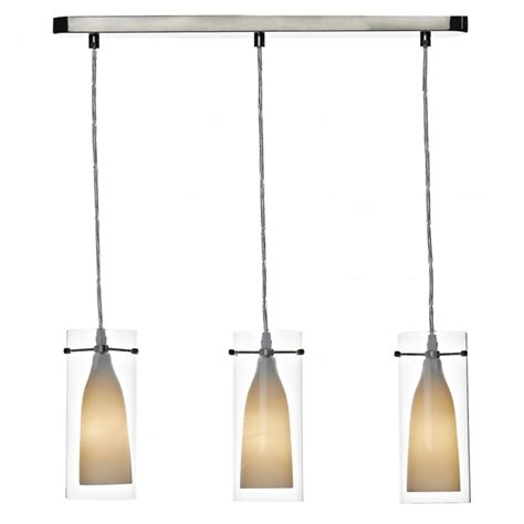 pendulum lighting in kitchen