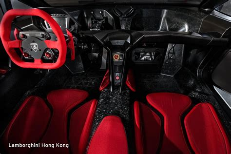 Lamborghini Cesto by 1 Of 20 Lamborghini Sesto Elemento Delivered In Hong Kong