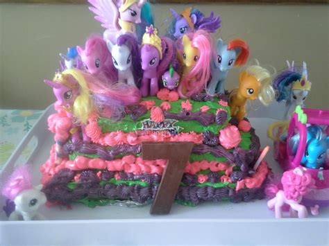 little decorations my little pony cakes decoration ideas little birthday