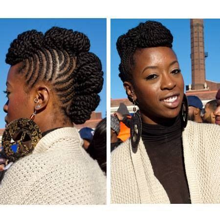 pin up styles for braids pictures pin up braid styles black hairstle picture