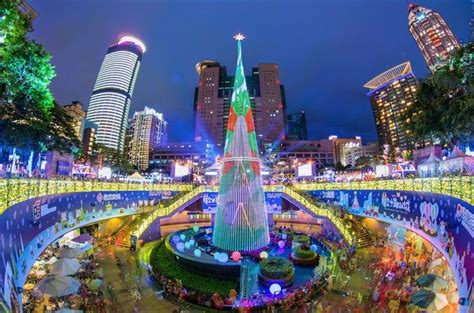 is new year a time to visit taiwan christmasland in new taipei city taiwan nonpeaktravel