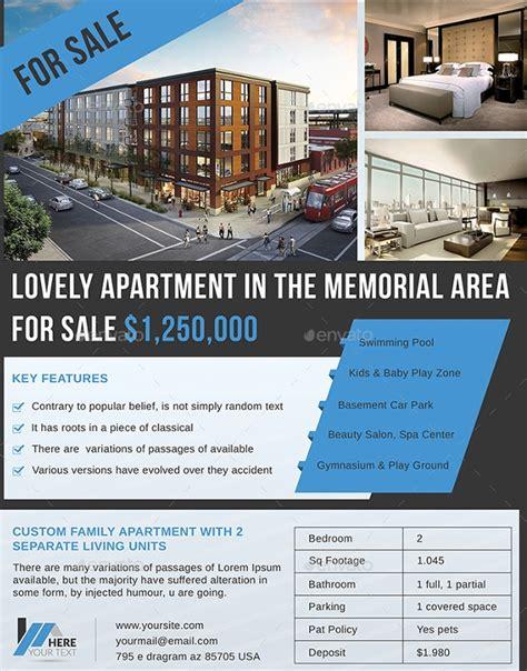 15 Apartment Flyer Templates Sle Templates Apartment Flyer Template