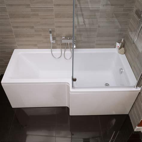 Duschabtrennung Badewanne Duschzone Dusche Acryl Wanne